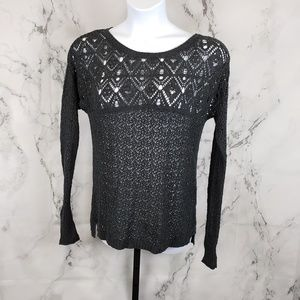 Mossimo Supply Co. Knit Sweater, Size XL